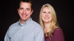 Ed and RaeAnn Dowd