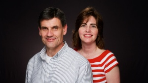 Frank and Sue Dunkle