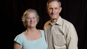 David and Sandy Mills