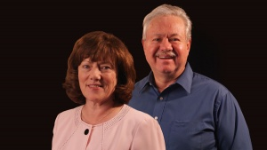 Steve and Melania Nutzman