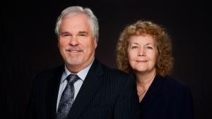 Rick and Debbie Shabi